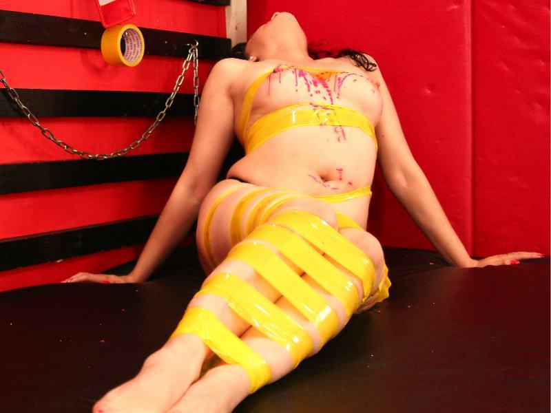 bondage femal cam slave
